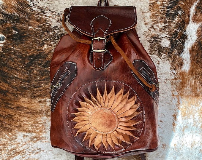 Featured listing image: Flora Backpack