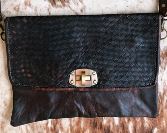India Crossbody Clutch
