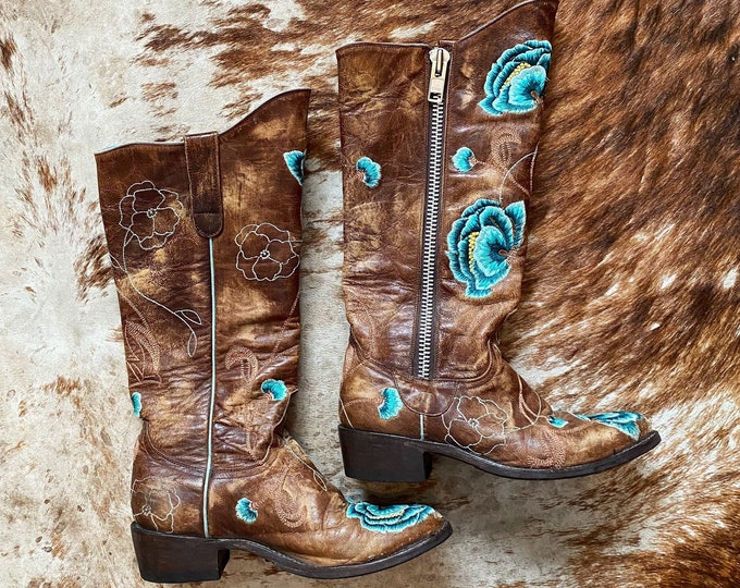 Featured listing image: Vintage Mexicana Western Boots