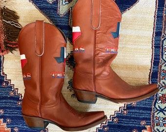 Vintage Old Gringo Cowboy Boots