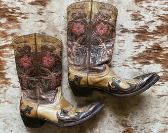 Vintage Old Gringo Boots