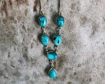 Santa Rosa Turquoise Necklace