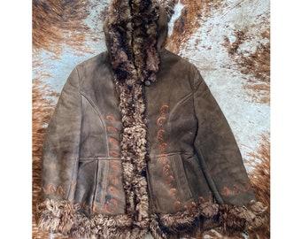Vintage Afghan Coat