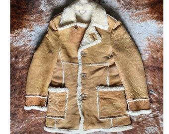 Vintage Sears Suede Jacket