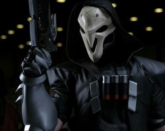 Overwatch Reaper Cosplay Jacket 77265913b6f1