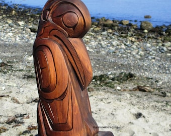 A superb haida or tlingit shaman s charm