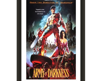 1c39f21b Army of Darkness Poster