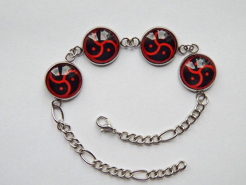 submissive bracelet jewelry bdsm simbol triskele bracelet jewelry triskelion bdsm jewelry bdsm jewelry Bdsm bracelet bdsm emblem