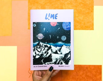 L!ME Zine | issue 01