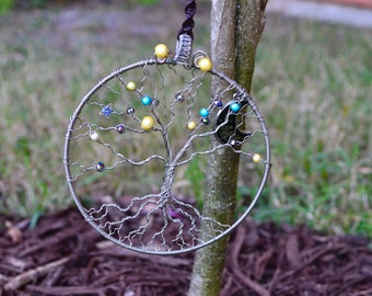 Tree of Life Wire Wrap
