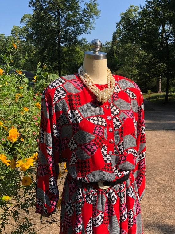 DIANE FREIS Two Piece Dresses/Diane Freis/80's Di… - image 2