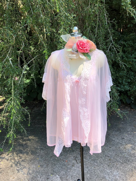 BABYDOLL LINGERIE/Vintage Babydoll Gowns/Vintage B