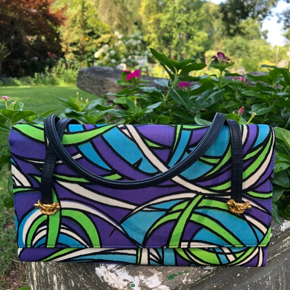 PUCCI Style 60's Handbag/Pucci/Pucci Handbags/Pucc