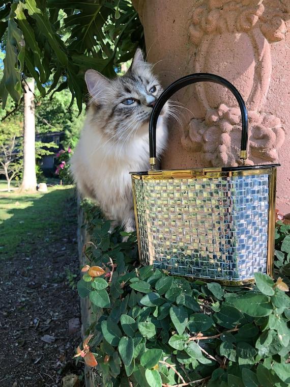 Lucite Handbags/Lucite Purses/Lucite Bags/Vintage