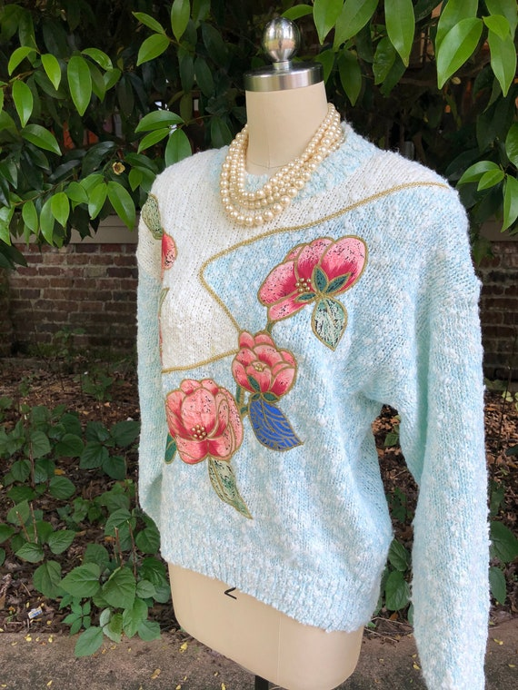 80's Vintage Sweaters/80's Sweaters/80's Vintage T