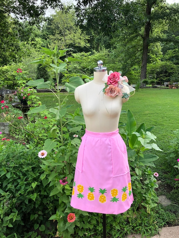 80's The Vested Gentress Skirt/Vested Gentress Ski