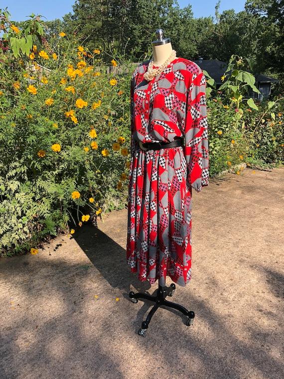 DIANE FREIS Two Piece Dresses/Diane Freis/80's Di… - image 9