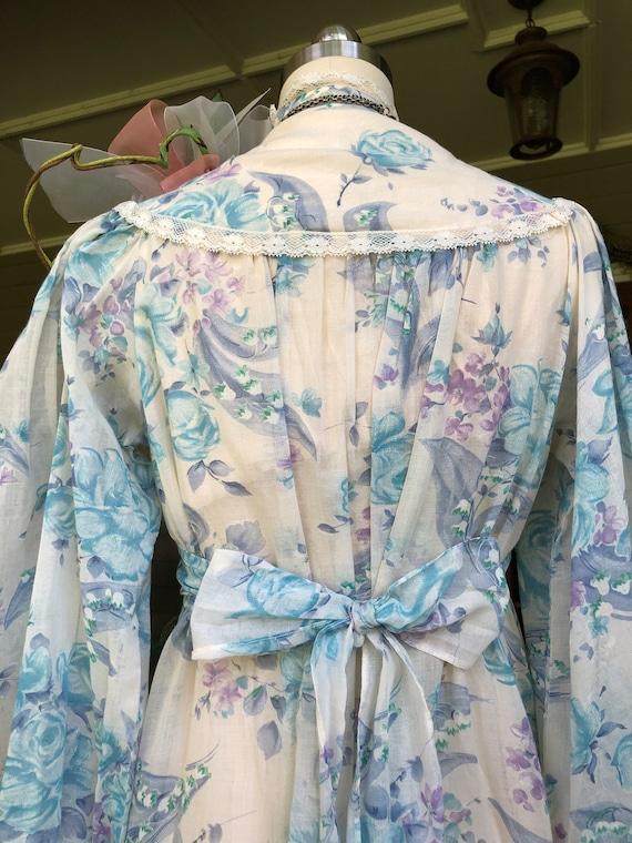 GUNNE SAX Style Dress/Gunne Sax Style Long Dresse… - image 9