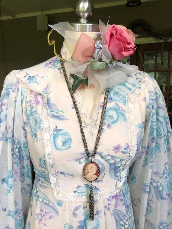 GUNNE SAX Style Dress/Gunne Sax Style Long Dresse… - image 2