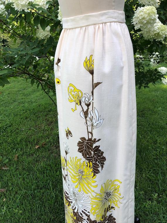 SHAHEEN Skirt/Shaheen Clothing/70's Skirts/70's C… - image 7