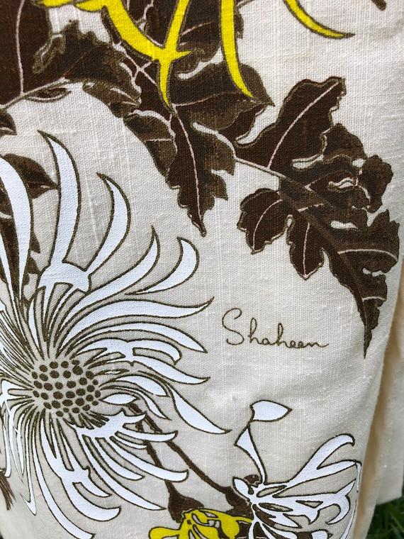 SHAHEEN Skirt/Shaheen Clothing/70's Skirts/70's C… - image 2