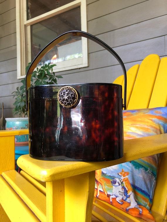WILARDY Lucite Handbags/Lucite Handbags/Lucite Pur