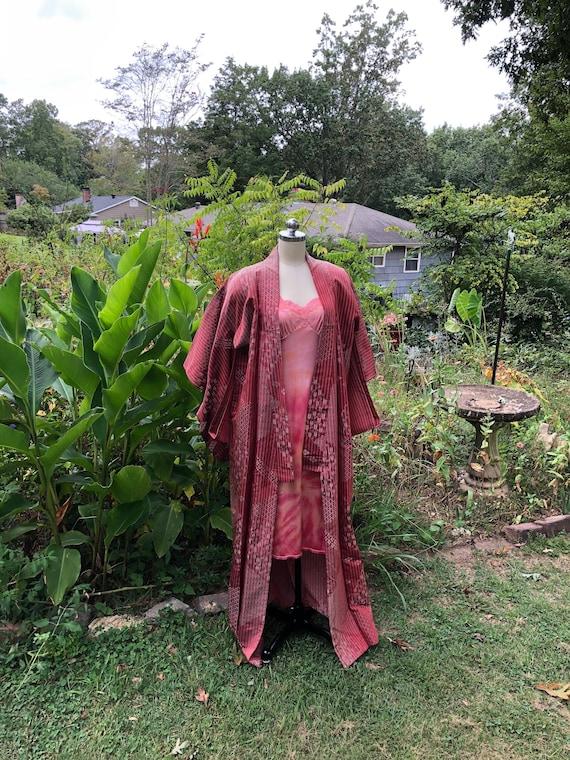 JAPANESE KIMONO/Kimonos/Silk Kimonas/Vintage Kimon