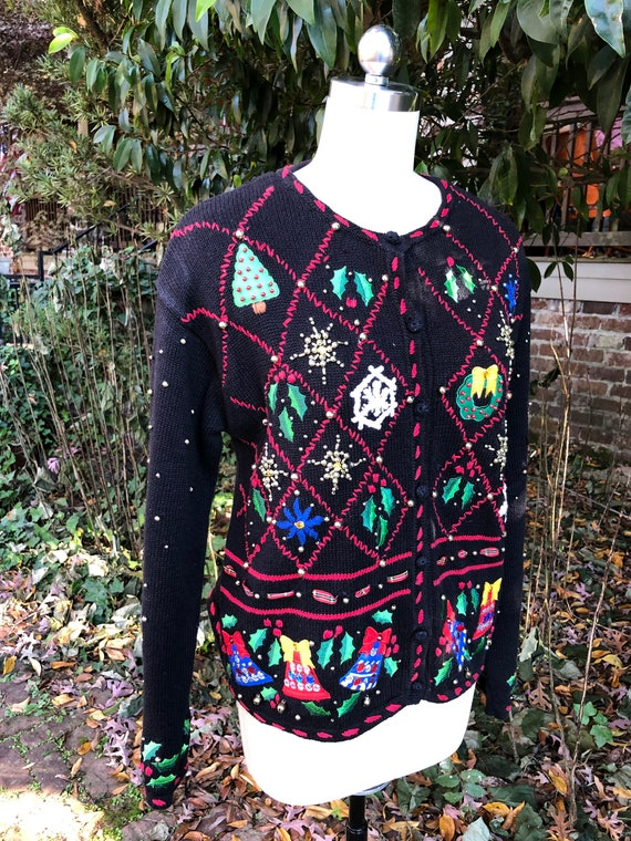 UGLY CHRISTMAS SWEATERS/Ugly Xmas Sweaters/80's Xm