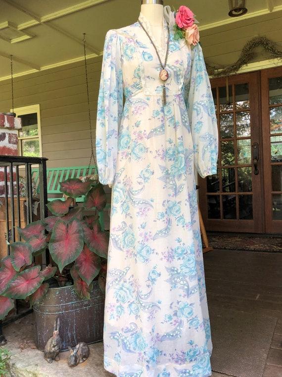GUNNE SAX Style Dress/Gunne Sax Style Long Dresses