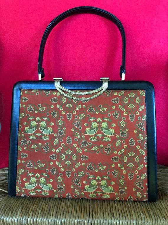 Japanese Handbags/Tatsumura Handbags/Silk Handbags