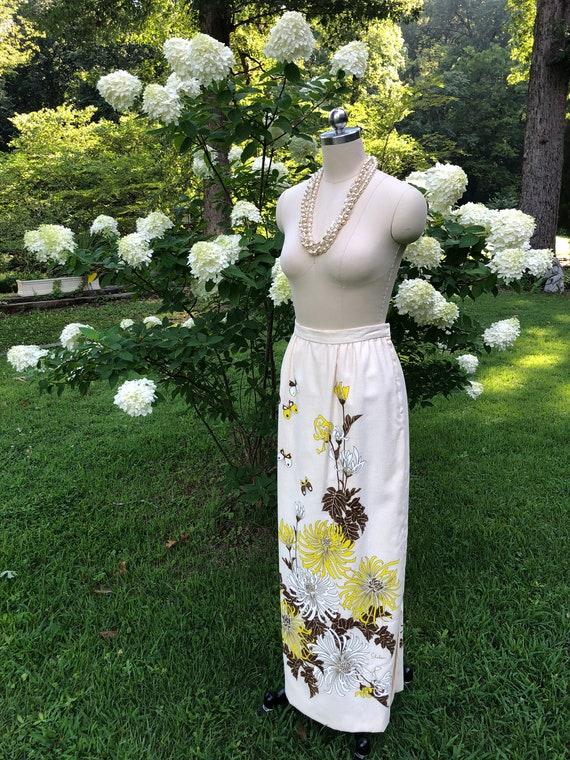 SHAHEEN Skirt/Shaheen Clothing/70's Skirts/70's C… - image 10