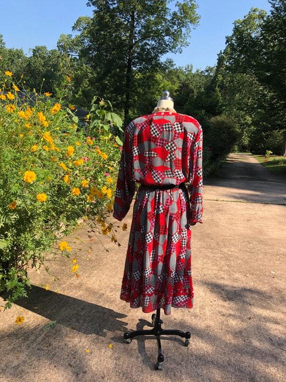 DIANE FREIS Two Piece Dresses/Diane Freis/80's Di… - image 4