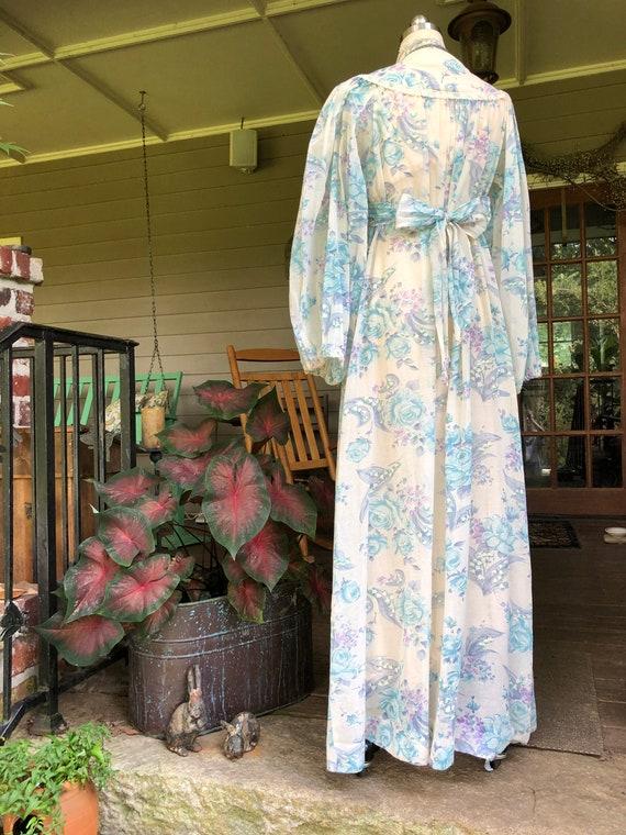 GUNNE SAX Style Dress/Gunne Sax Style Long Dresse… - image 8