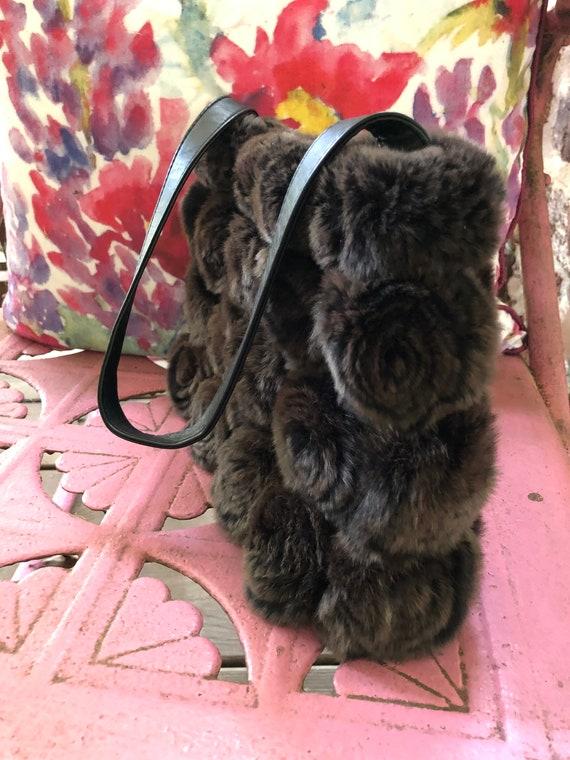 Mink Handbags/Fur Handbags/Fur Purses/Mink Purses/