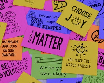 Kindness Confetti® Set 3: Be Intentional with your Acts of Kindness!