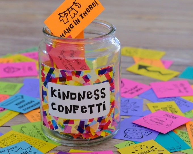 Featured listing image: Kindness Confetti™ 3 Set Bundle: over 300 Inspirational Cards for Spreading Kindness