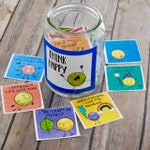 Motivational Encouragement Cards and Positive Affirmations for Kids Featuring Dot Dudes