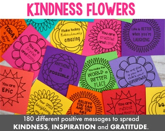 Kindness Flowers- Garden of Kindness