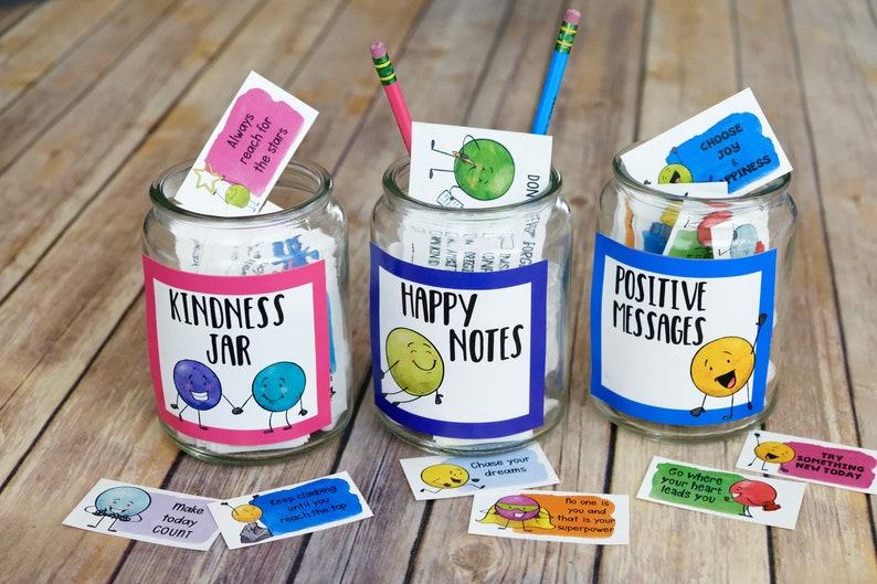 Kindness Dots Notes and Cards 3 Set BUNDLE of Kindness  image 0