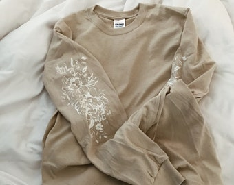Floret Long-Sleeve Tee