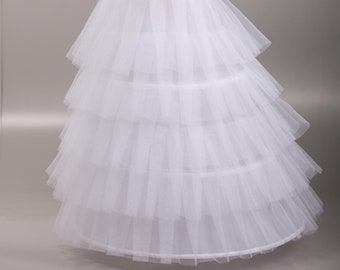 69f33e8d9363f 3-Circle Bridal Petticoat
