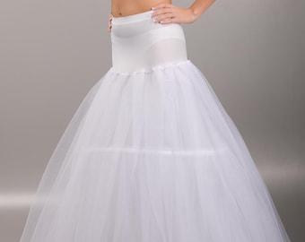 eba3ea4e41e87 Classic bridal petticoat - 2 rings