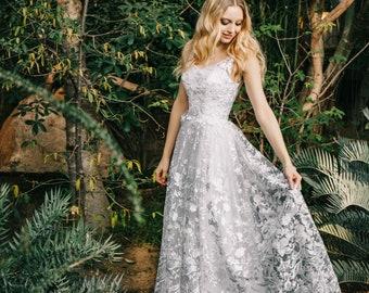 5d7ac9d0d1b3c Beautiful Boho Wedding Dress Lovely Lace