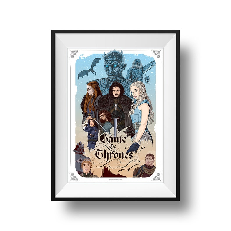 Game Of Thrones Poster image 0