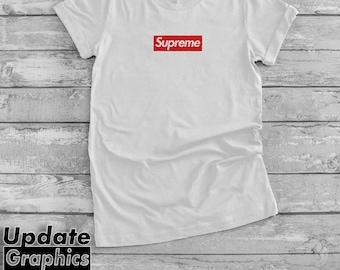 Supreme Box Logo Tshirt f8dc3e3646