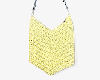 Crochet Bag Pattern | Crochet Market Bag Pattern | Crochet Reusable Net Bag Pattern | Crochet Summer Bag | PDF | Tutorial Video