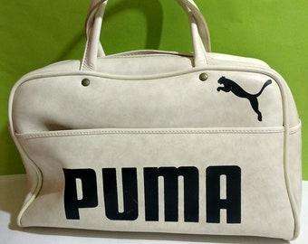 cb71c1e83a Vintage sport Puma bag 1970s