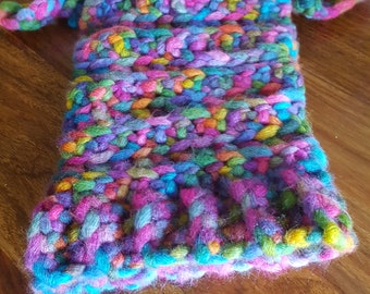 Funky Hand Crocheted Hats