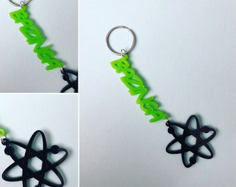 Bazinga, Atom key chain