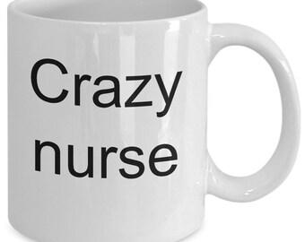 Crazy nurse nug